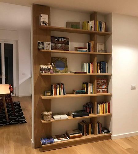 libreria-falegnameria-su-misura